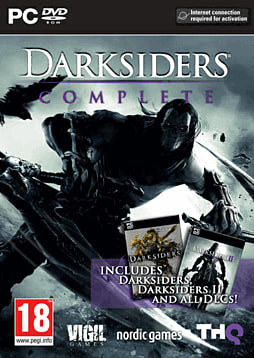 Darksiders - The Complete Collection PC Games Cover Art