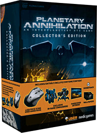 Planetary Annihilation - Collector's Edition - Only at GAME PC-Games Cover Art