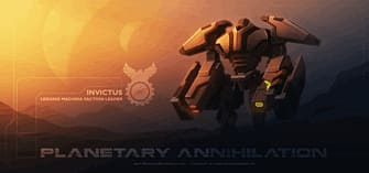 Planetary Annihilation - Collector's Edition - Only at GAME screen shot 1