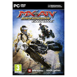 Mx vs ATV: Alive and Supercross PC Games