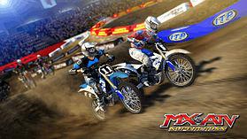 Mx vs. ATV: Supercross screen shot 1