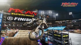 Mx vs. ATV: Supercross screen shot 2