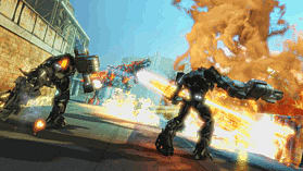 Transformers: Rise of the Dark Spark screen shot 1