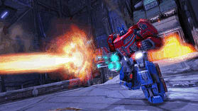 Transformers: Rise of the Dark Spark screen shot 5