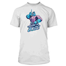 League of Legends Corporate Mundo Adult T-Shirt - Small Clothing and Merchandise