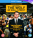 The Wolf of Wall Street with UV Blu-Ray