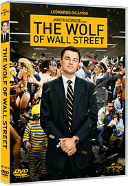 The Wolf of Wall Street with UV DVD