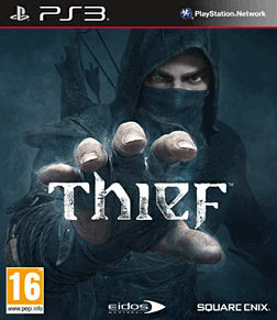 Thief Bank Heist Edition PlayStation 3 Cover Art