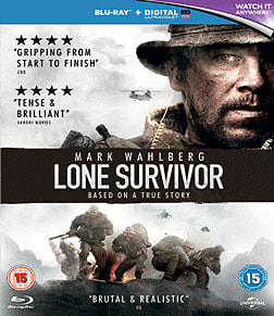Lone Survivor with UV Blu-ray