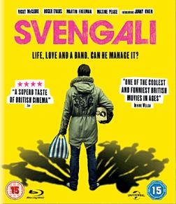 Svengali (2013) Blu-Ray