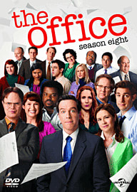 The Office USA: Season 8 DVD