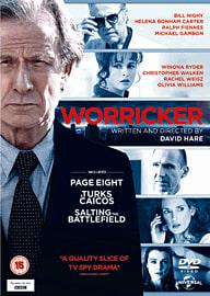 The Worricker Trilogy DVD