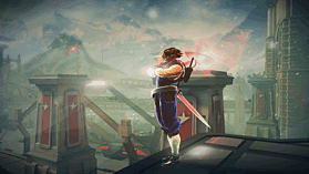 Strider (Xbox 360) screen shot 2