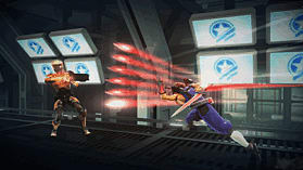 Strider (Xbox 360) screen shot 5