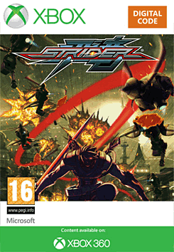 Strider (Xbox 360) Xbox Live Cover Art