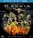 47 Ronin 3D with UV Blu-Ray
