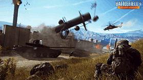 Battlefield 4: Second Assault (PlayStation 4) screen shot 1