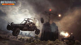 Battlefield 4: Second Assault (PlayStation 4) screen shot 2