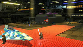 Lego Star Wars 3: The Clone Wars screen shot 7