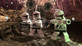 Lego Star Wars 3: The Clone Wars screen shot 5