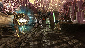 Lego Star Wars 3: The Clone Wars screen shot 1