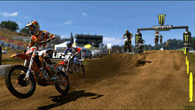 MXGP: The Official Motocross Videogame screen shot 4