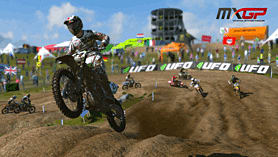 MXGP: The Official Motocross Videogame screen shot 5
