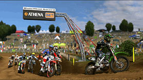 MXGP: The Official Motocross Videogame screen shot 3