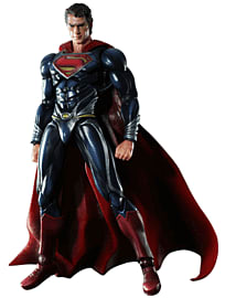 Man of Steel Play Arts Kai - Superman Toys and Gadgets