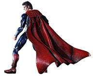 Man of Steel Play Arts Kai - Superman screen shot 3