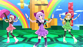 Hyperdimension Neptunia: Producing Perfection screen shot 3