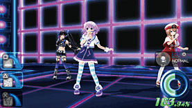 Hyperdimension Neptunia: Producing Perfection screen shot 8