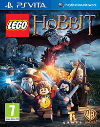 LEGO The Hobbit Videogame PS Vita