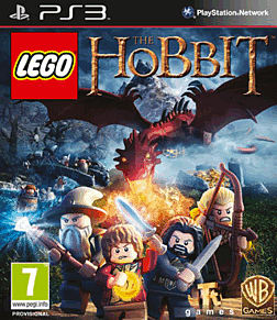 LEGO The Hobbit Videogame PlayStation 3