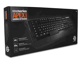 SteelSeries Apex [Raw] Gaming Keyboard Accessories