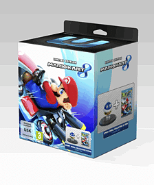 Mario Kart 8 Limited Edition Wii-U Cover Art