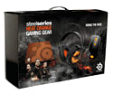 SteelSeries Heat Orange Bundle Box Accessories
