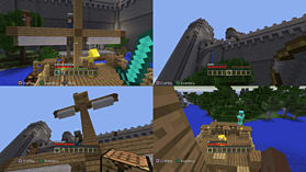 Minecraft screen shot 3