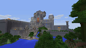 Minecraft: PlayStation 3 Edition screen shot 9