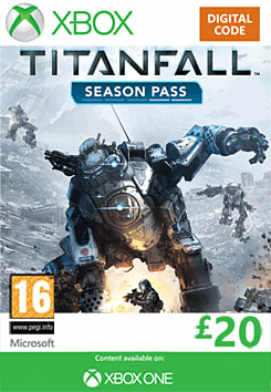 Titanfall Season Pass - Xbox One Xbox Live Cover Art