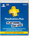 Playstation Network Plus 12 Month Subscription