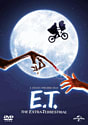 E.T: The Extra Terrestrial DVD