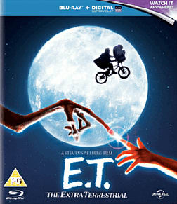 E.T: The Extra Terrestrial Blu-Ray