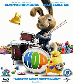 Hop Blu-Ray