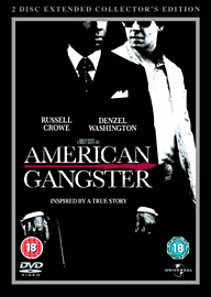 American Gangster Extended Edition DVD