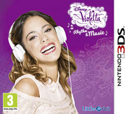 Violetta: Rhythm and Music 3DS