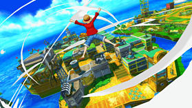 One Piece Unlimited World Red: Straw Hat Edition screen shot 2