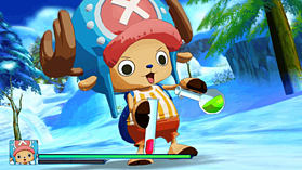 One Piece Unlimited World Red: Straw Hat Edition screen shot 3