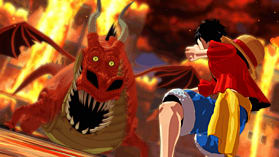 One Piece Unlimited World Red: Straw Hat Edition screen shot 5