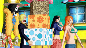 One Piece Unlimited World Red: Straw Hat Edition screen shot 6